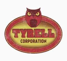 Tyrell Corporation Vintage Sign One Piece - Short Sleeve
