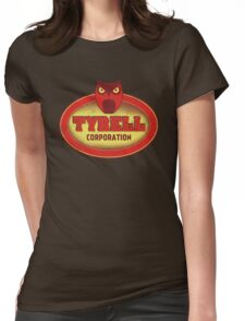 Tyrell Corporation Vintage Sign Womens Fitted T-Shirt