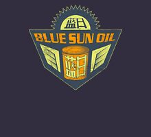 Blue Sun Vintage Oil Sign Unisex T-Shirt