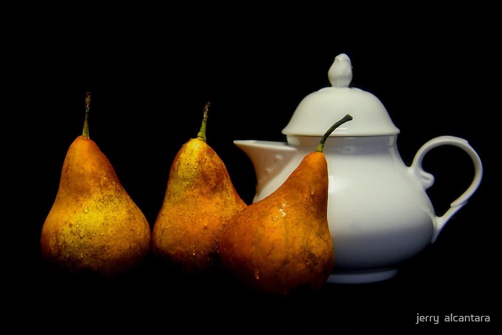 Pears by jerry  alcantara