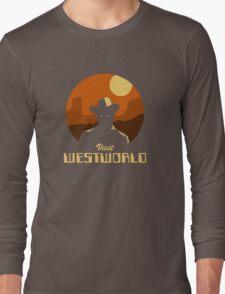 Visit Westworld Long Sleeve T-Shirt