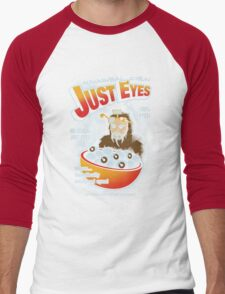 Just Eyes! Men's Baseball ¾ T-Shirt