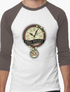 Hill Valley Men's Baseball ¾ T-Shirt