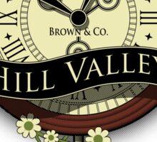 Hill Valley Sticker
