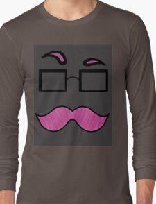 Markiplier Mustache Long Sleeve T-Shirt
