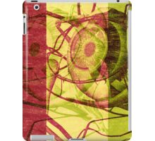 Concatenate #2 iPad Case/Skin