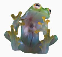 Glass Frog One Piece - Short Sleeve