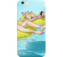 The Lazy River iPhone Case/Skin