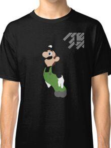 Luigi (Minimalist SSB) Classic T-Shirt