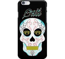 Cali Skull iPhone Case/Skin