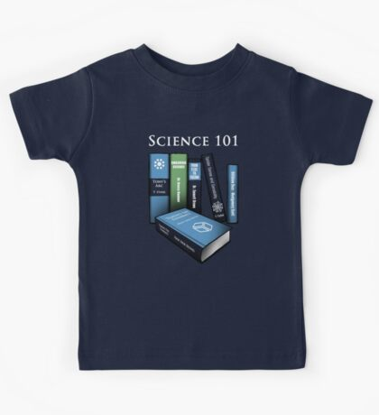 Science 101 Kids Tee