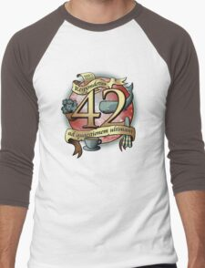 42 Men's Baseball ¾ T-Shirt