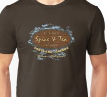 The Exotic Spice and Tea Shop Unisex T-Shirt