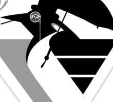 Gotham Penguins Sticker