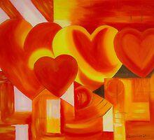 Love by Veikko  Suikkanen