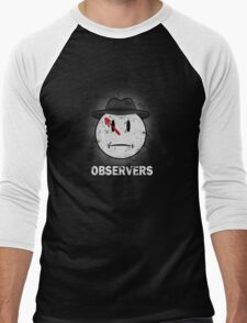 Observers Men's Baseball ¾ T-Shirt