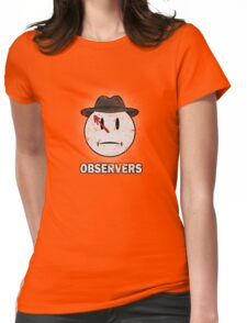 Observers Womens Fitted T-Shirt