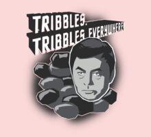 Tribbles. Tribbles Everywhere! Kids Tee