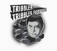 Tribbles. Tribbles Everywhere! One Piece - Short Sleeve