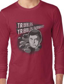Tribbles. Tribbles Everywhere! Long Sleeve T-Shirt