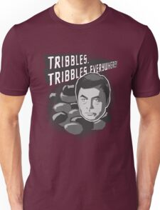 Tribbles. Tribbles Everywhere! Unisex T-Shirt