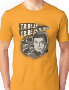 Tribbles. Tribbles Everywhere! Unisex T-Shirt
