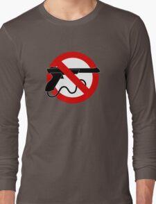 Light Gun Control Long Sleeve T-Shirt
