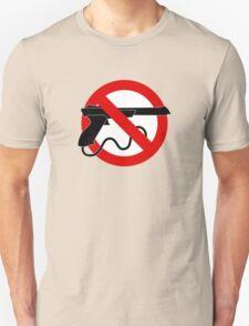 Light Gun Control Unisex T-Shirt
