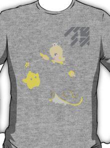 Rosalina and Luma (Minimalist SSB) T-Shirt