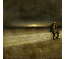 When everything ends, a new daybreak Photographic Print