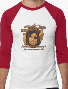 Plissken's Snake Oil Men's Baseball ¾ T-Shirt