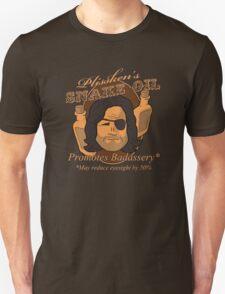 Plissken's Snake Oil Unisex T-Shirt