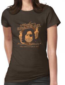 Plissken's Snake Oil Womens Fitted T-Shirt