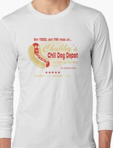 Chubby's Chili Dog Depot - Tucker and Dale Long Sleeve T-Shirt