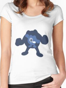 The Fighting Frog Women's Fitted Scoop T-Shirt