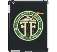 Walternate's Alternate Fringe Frappé iPad Case/Skin