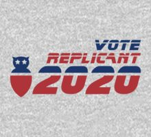 Vote Replicant 2020 One Piece - Short Sleeve