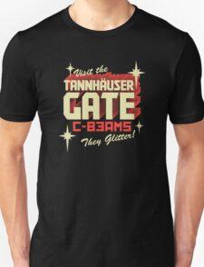 Tannhäuser Gate Unisex T-Shirt