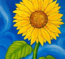 Sunflower by Veikko  Suikkanen