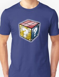 Rubiko's Question Cube Unisex T-Shirt