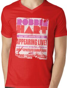 The Robbie Hart Band Mens V-Neck T-Shirt