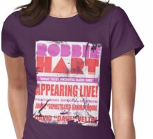 The Robbie Hart Band Womens Fitted T-Shirt