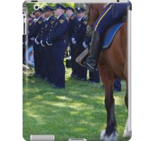 Gallant Steed III iPad Case/Skin