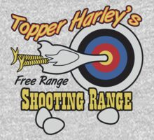 Topper Harley's Free Range Shooting Range One Piece - Long Sleeve