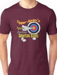 Topper Harley's Free Range Shooting Range Unisex T-Shirt