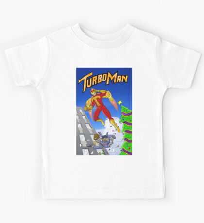 It's Turbo Time! Kids Tee