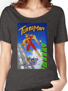 It's Turbo Time! Women's Relaxed Fit T-Shirt