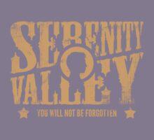Serenity Valley Kids Tee
