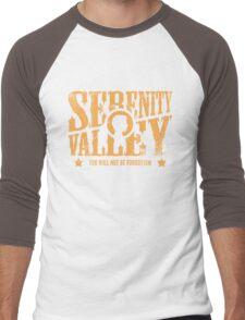 Serenity Valley Men's Baseball ¾ T-Shirt
