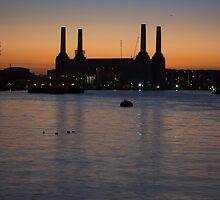 Battersea Power Station by Andrew Jackson